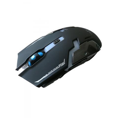 Mouse Wireless Óptico Led 1600 Dpis Gamer Hv-ms997gt Brx