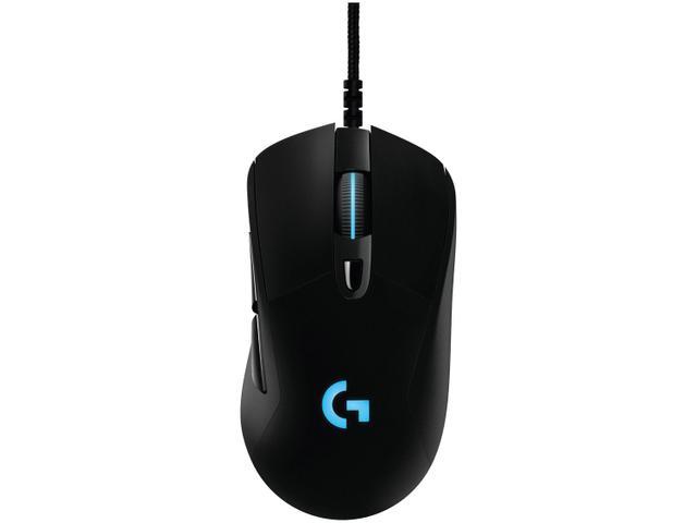 Imagem de Mouse Gamer Com Fio 12000dpi Logitech