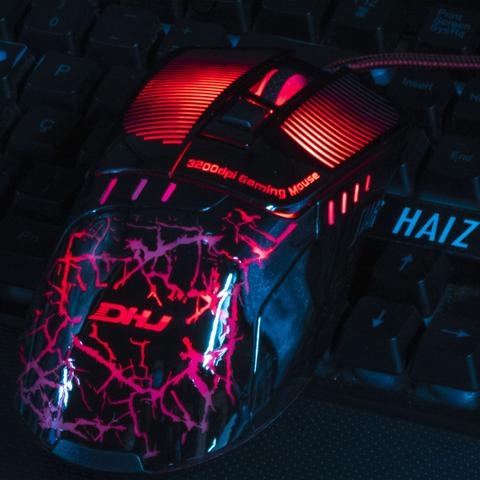 Mouse 3200 Dpis Hz-dhj-913 Haiz