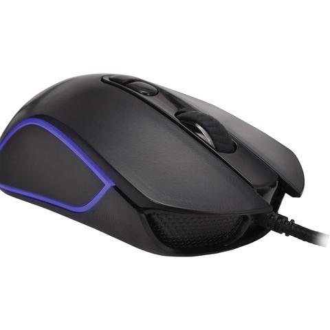 Imagem de Mouse Gamer Fortrek Pro M7 Usb 4800 Dpi RGB Preto