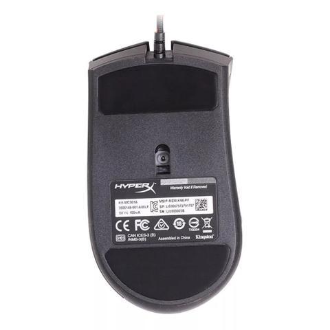 Imagem de Mouse Gamer HyperX Pulsefire FPS Red 3200Dpi Preto HX-MC001A/AM