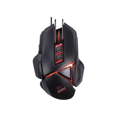 Mouse 2400 Dpis Fury Leadership