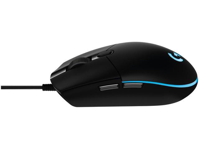 Imagem de Mouse Gamer Logitech 6000DPI 6 Botões