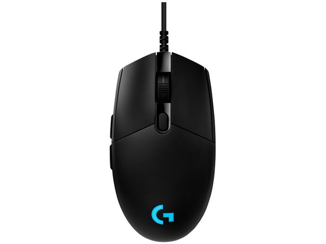 Mouse Usb 16000 Dpis G Pro Hero 910-005536 Logitech