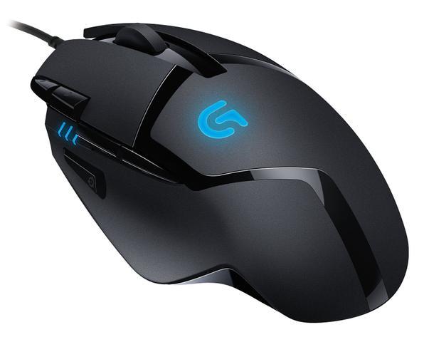 Imagem de Mouse Gamer Logitech G402 Hyperion Fury - 4000dpi - 8 botões programáveis