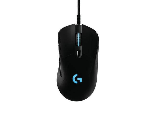 Mouse Usb Óptico Led 12000 Dpis G403 Prodigy 910-004796 Logitech