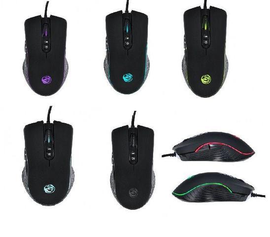 Mouse 4000 Dpis Avago 3050 Ma7 Pcyes
