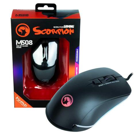 Mouse Scorpion M508 Marvo