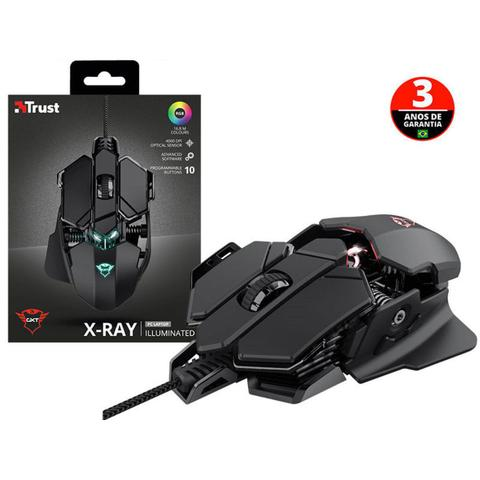 Mouse 4000 Dpis X-ray Gxt138 Trust