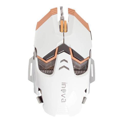 Imagem de Mouse Gamer Óptico Profissional Com Fio Usb 3200Dpi Mou-6938