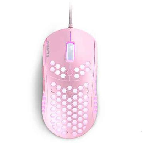 Imagem de Mouse Gamer Óptico Ultraleve Fallen Gear Pink - F75