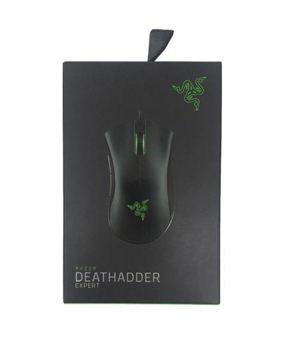 Imagem de Mouse Gamer Razer Deathadder Expert Óptico 5 Botões 6.400 DPI