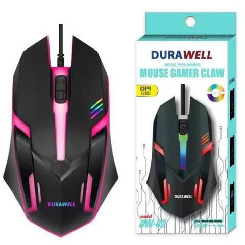 Mouse 1200 Dpis Dw-02 Durawell