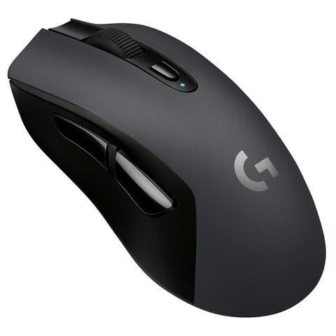 Imagem de Mouse Gamer Sem Fio Logitech G603 Hero Lightspeed 12000 DPI
