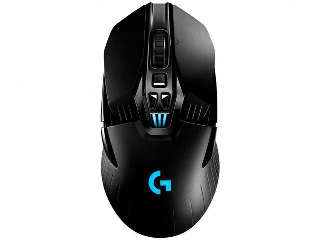 Mouse Wireless Óptico Led 16000 Dpis G903 Hero 910-005671 Logitech