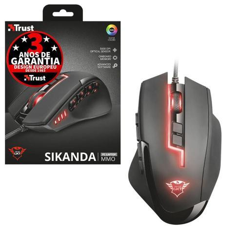 Mouse 5000 Dpis Sikanda Gxt 164 Trust