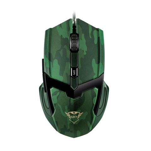 Mouse 4800 Dpis Jungle Camo Gav Gxt 101c Trust