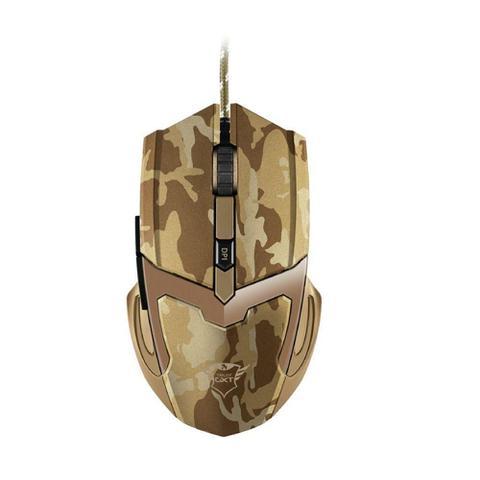 Mouse 4800 Dpis Jungle Camo Gav Gxt 101c Trust