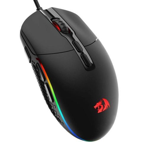 Mouse Usb 10000 Dpis Invader M719-rgb Redragon