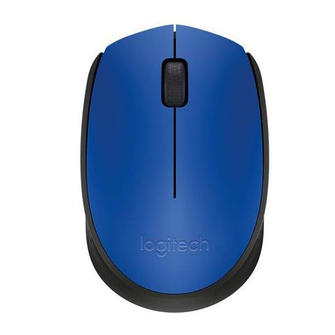 Imagem de Mouse Logitech M170 Sem Fio  azul - 910-004638