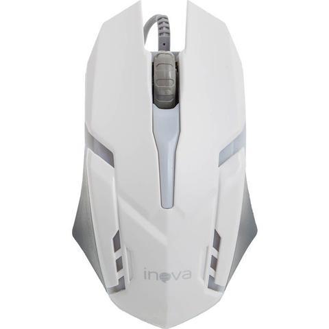 Imagem de Mouse Óptico Anatômico com LED