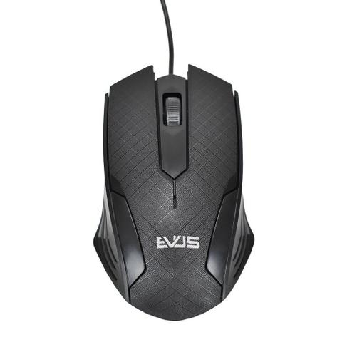 Mouse Usb Óptico Led 800 Dpis Performance Mo-05 Evus