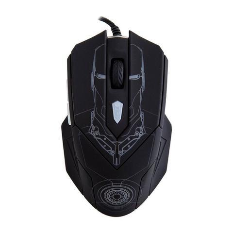 Mouse Usb Óptico Led 2400 Dpis G21 Onn