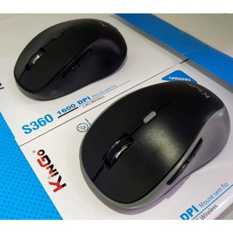 Kit Teclado e Mouse Bk-s360 Exbom