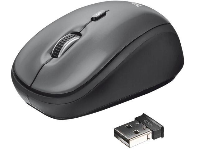 Imagem de Mouse Óptico Sem Fio Yvi