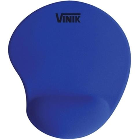 Imagem de Mouse Pad De Gel Azul Ergonômico Mpg-01 Vinik