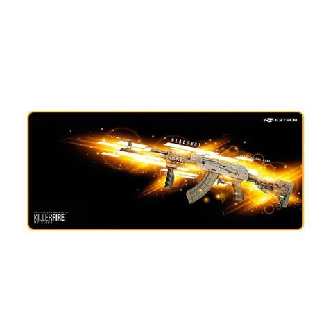 Imagem de Mouse Pad Game Killer Fire MP-G1000 C3tech