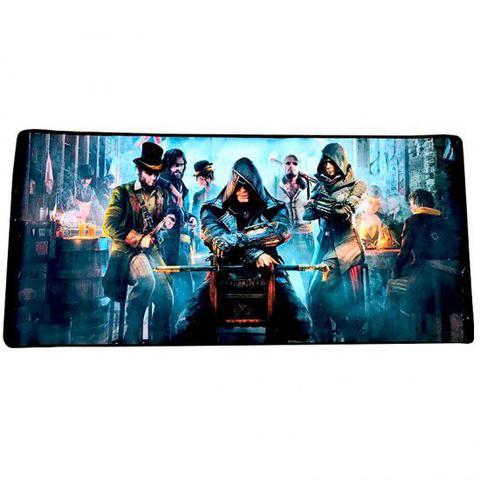 Imagem de Mouse Pad Gamer Extra Grande 900x400x3mm Assassins Creed A10