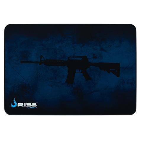 Imagem de Mouse Pad Grande com Bordas Costuradas Gaming M4A1 Rise Mode