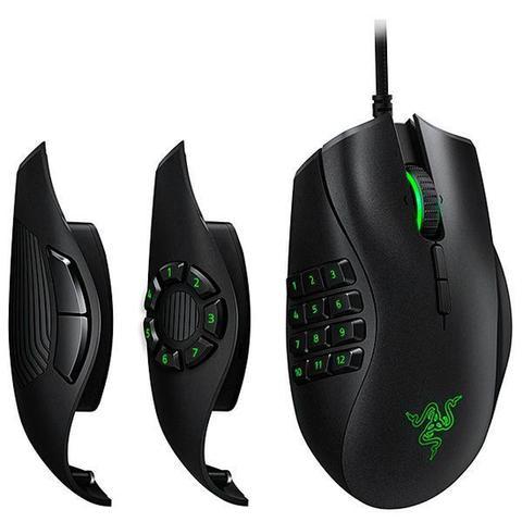 Imagem de Mouse Razer Naga Trinity Óptico USB