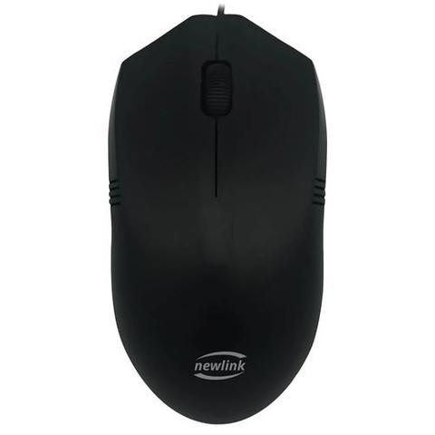 Mouse Wireless Óptico Led 1600 Dpis Freedom Mo201 Newlink