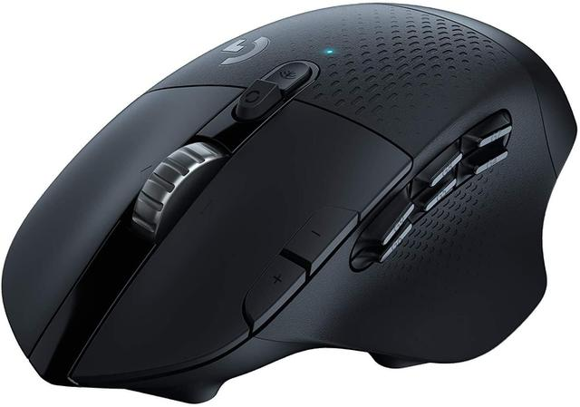 Mouse Bluetooth 16000 Dpis Hero G604 Logitech