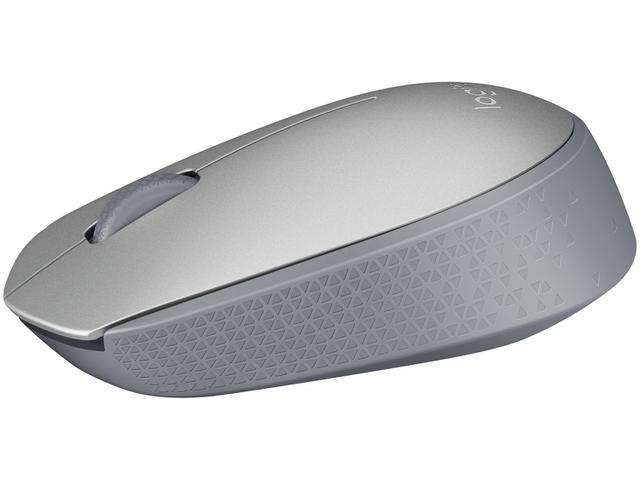 Imagem de Mouse sem Fio Logitech Óptico 1000DPI 3 Botões