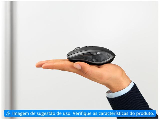 Imagem de Mouse sem Fio Logitech Óptico 4000DPI 7 Botões