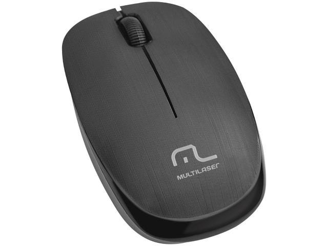 Imagem de Mouse Sem Fio Óptico 1200dpi Multilaser