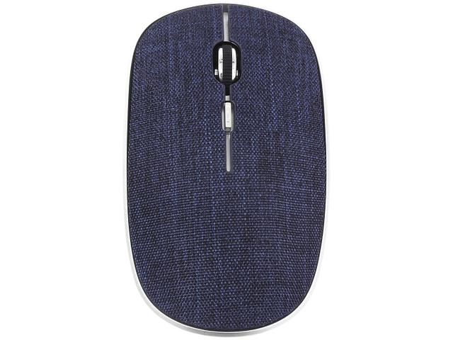 Mouse Óptico Led 1600 Dpis Twill Ms600 Oex