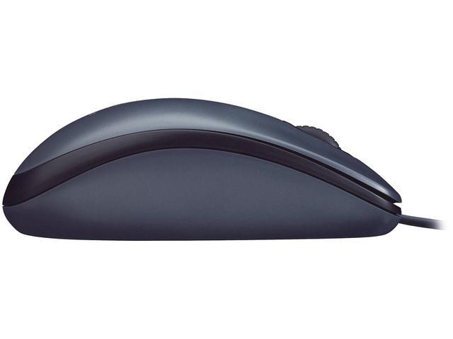 Imagem de Mouse Sensor Óptico 1000dpi Logitech