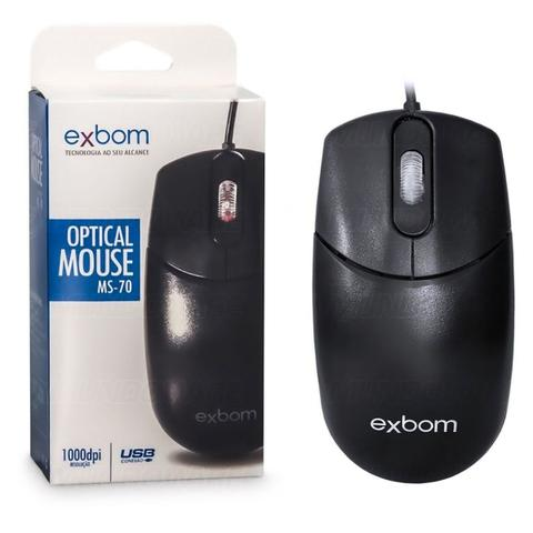 Mouse Office Ms-70 Exbom