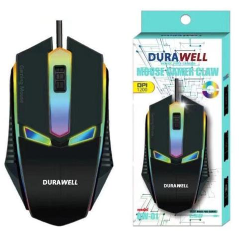 Mouse 1200 Dpis Dw-01 Durawell