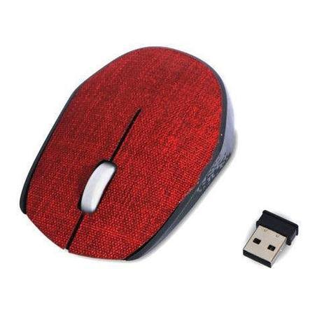 Mouse Wireless Tissu Mo-1531 Goldship