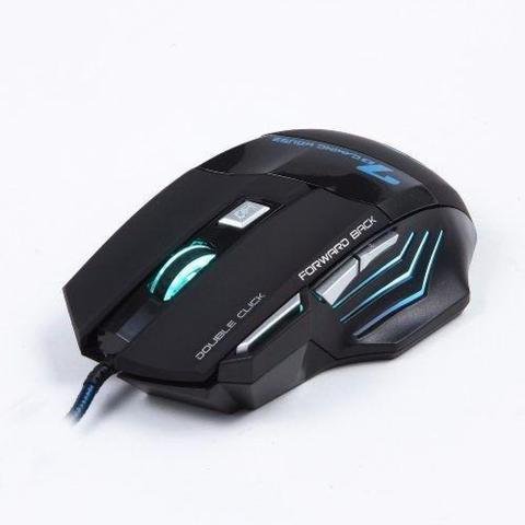 Mouse Usb 2400 Dpis X7 B-max