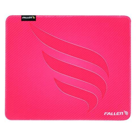 Imagem de Mousepad gamer fallen pink dark - control médio