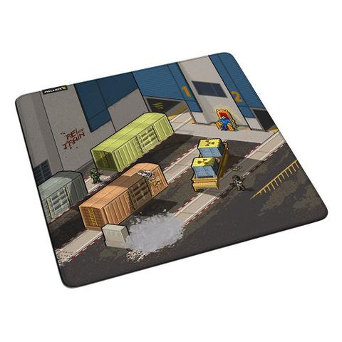 Imagem de Mousepad gamer fallen train - speed large