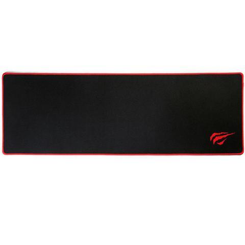 Imagem de Mousepad Gamer Havit 90 x 30 cm Preto Control Base Antiderrapante HV-MP830