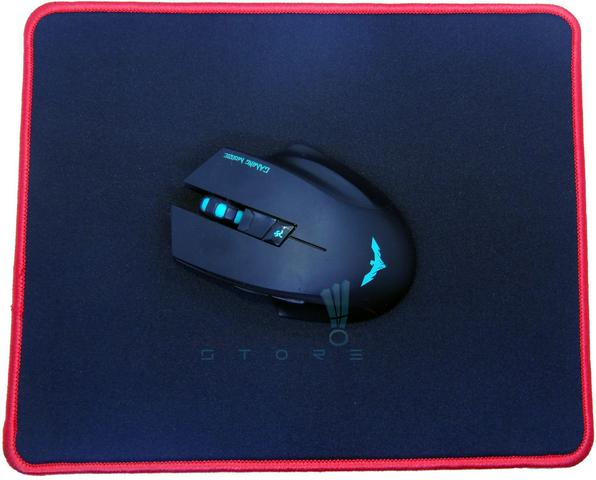 Imagem de Mousepad Gamer Speed Grande - Borda Costurada Premium 5mm