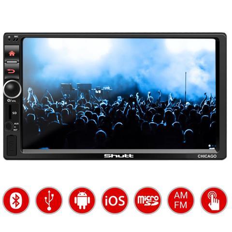 Imagem de MP3 MP5 Player Automotivo Shutt Chicago 7